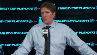 Download Babcock says it was a great year for the Toronto Maple Leafs Video