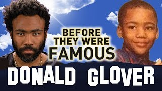 Download DONALD GLOVER   BeforeThey Were Famous   This Is America Video