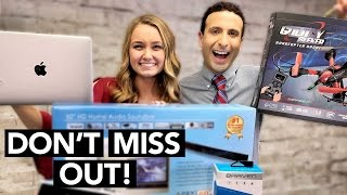 Download Best Pre-Black Friday Deal Round Up ● Black Friday 2016 Video