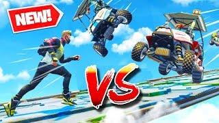 Download CARS VS RUNNERS *NEW* Custom Gamemode In Fortnite Battle Royale! Video