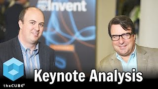 Download Andy Jassy & James Hamilton Keynote Analysis | AWS re:Invent 2016 Video