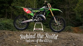 Download Carson Brown's Trick KX125 - Behind the Build - Motocross Action Magazine Video