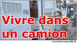 Download Vivre dans camping-car poids lourd : projet de vie survivaliste Video