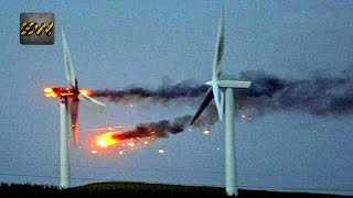 Download 5 Wind Turbines which Failed (Enviromental friendly?) Video