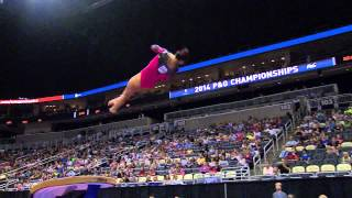 Download 2014 P&G Gymnastics Championships - Sr. Women - Day 1 (NBCSN) Video