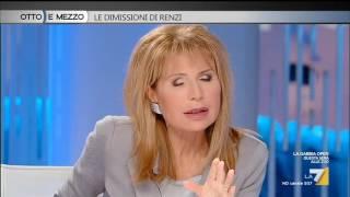 Download Otto e mezzo - Le dimissioni di Renzi (Puntata 07/12/2016) Video