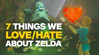 Download 7 Things We Love and Hate About Zelda: Breath of the Wild Video