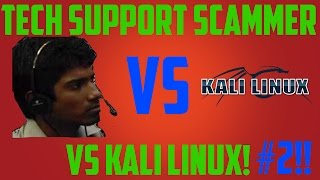 Download Tech Support Scammer vs Kali Linux #2 Video