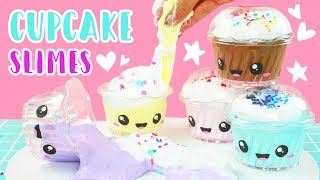 Download How to Make Kawaii Cupcake Scented Fluffy Slime! 💕 Video