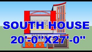 Download SOUTH HOUSE 20'X27' Video