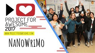 Download P4A 2017: NaNoWriMo Young Writers Program Video