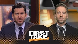 Download Max and Will debate if LeBron James and Cavaliers will beat Celtics in Game 2 | First Take | ESPN Video