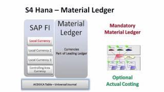Download S4 Hana Simplificaiton Material Ledger Video