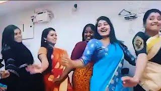 Download Saravanan Meenatchi Last Day Funny Dance and Dubsmash Shooting Spot Video Lovely Moments || VijayTv Video