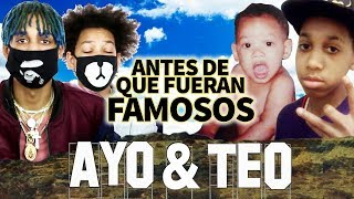 Download AYO & TEO - Antes De Que Fueran Famosos - ROLEX Video