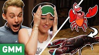 Download Disney Movie Food Challenge w/ Jon Cozart & Noah Cyrus Video
