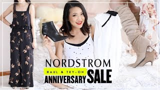Download NORDSTROM ANNIVERSARY SALE   Haul & Try-On! Video