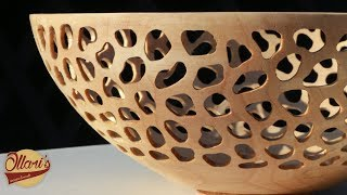 Download How to Make a Beautiful Bowl from Worthless Log Video