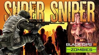 Download Super Sniper Challenge (Call of Duty Black Ops 3 Zombies) Video