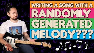 Download Can I Write a Song With A Randomly Generated Melody? Video