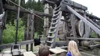 Download Exploring Barkerville The historical Gold Rush Town Video