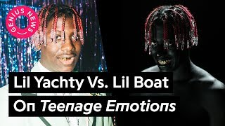 Download Lil Yachty Vs. Lil Boat On 'Teenage Emotions' | Genius News Video