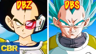 Download The Evolution Of Vegeta From Dragon Ball Video