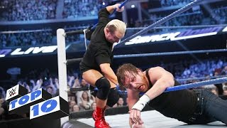 Download Top 10 SmackDown LIVE moments: WWE Top 10, Nov. 8, 2016 Video