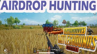 Download PUBG MOBILE | AIRDROP HUNTING :) SQUAD Serious Gameplay Lets Go Boyzz 😍 Video