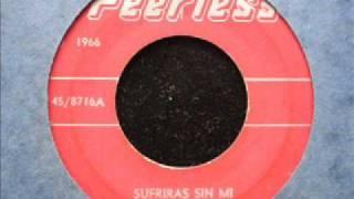 Download Sufriras sin mi - Los Freddys 1966 (It's only love - Beatles) Video