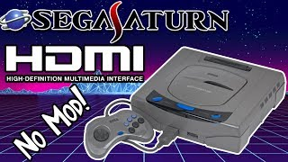 Download Sega Saturn No Mod HDMI Cable? Junk Or Must Have Gaming Gear? Review! Video