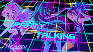 Download Party Talking | Music Video | LoliRock Video