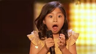 Download Celine Tam - ALL Performances America's Got Talent 2017 Video