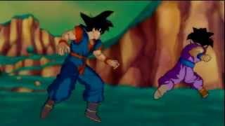 Download Dragon Ball Z: Burst Limit - Goku VS Teen Gohan - Battle 1 Video