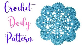 Download How to Crochet a doily Part I - Crochet Jewel Video