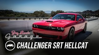 Download 2015 Dodge Challenger SRT Hellcat - Jay Leno's Garage Video