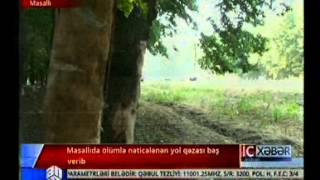 Download Masallıda ölümlə nəticələnən yol qəzası baş verib Video