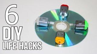 Download 6 Incredible DIY Life Hacks Video