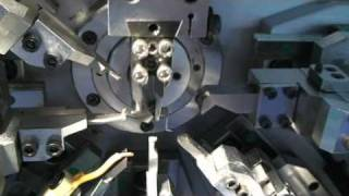 Download 2.6mm CNC 12 Axis Wire Former- Model CMM-12-260RW Video