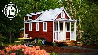 Download Spacious Tiny House with Three Bedrooms in Oregon Video