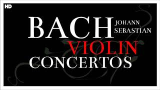 Download 2 Hours Bach Violin Concertos | Classical Baroque Music | Focus Reading Studying Video