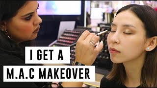 Download I Get A Makeover at M.A.C Video