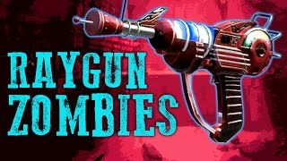 Download RAYGUN ZOMBIES CUSTOM MAP (Call of Duty: Zombies) Video