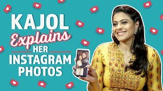 Download Kajol reveals the stories behind her Instagram Photos | Pinkvilla | Bollywood | #KuchKuchHotaHai Video
