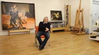Download Dive Deep: Eric Fischl and the Process of Painting Video