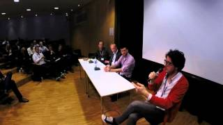 Download Panel discussion: Direct applications in banking Video