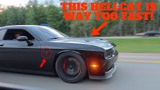 Download I RACED THE WRONG HELLCAT & GOT DESTROYED! *EMBARRASSING* Video