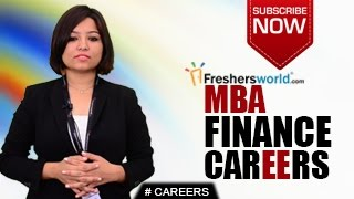 Download CAREERS IN MBA FINANCE – BBM,CAT,Business Schools,Top Recruiters,Salary Package Video