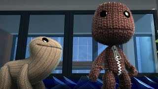 Download LittleBigPlanet 3 - SACKBOY and the Seed of Destruction - LBP3 Animation Video