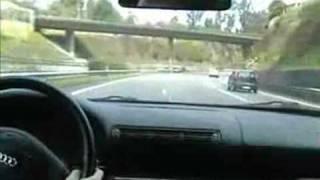Download Audi Insane Crash Save! Final Destination! CREEPY RADIO Video